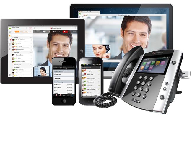 辦公室電話系統